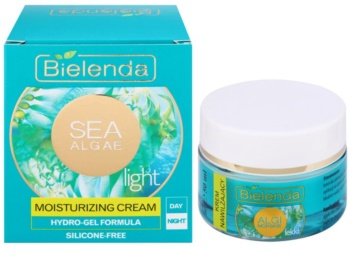 Bielenda Sea Algae Moisturizing gel-crème léger hydratant