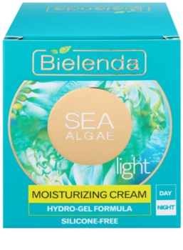Bielenda Sea Algae Moisturizing crema gel hidratanta cu textura usoara