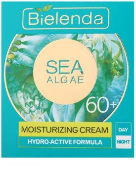 Bielenda Sea Algae Moisturizing krém proti hlubokým vráskám 60+