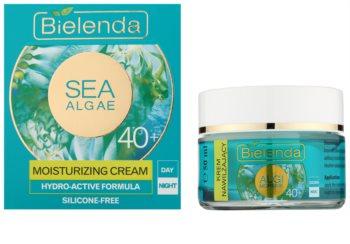 Bielenda Sea Algae Moisturizing krema protiv znakova starenja lica 40+