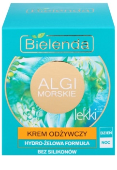 Bielenda Sea Algae Nourishing gel-crème léger nourrissant