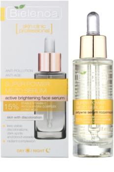 Bielenda Skin Clinic Professional Brightening Active Serum voor Stralende Huid