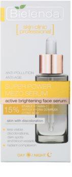 Bielenda Skin Clinic Professional Brightening aktivni serum za osvetlitev kože