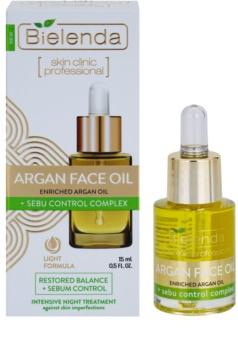 Bielenda Skin Clinic Professional Correcting Skin Care Oil Against Imperfections Acne Prone Skin