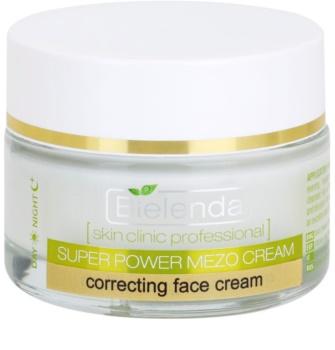 Bielenda Skin Clinic Professional Correcting Balancing Moisturiser With Rejuvenating Effect