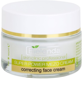 Bielenda Skin Clinic Professional Correcting Balancing Moisturiser With Rejuvenating Effect