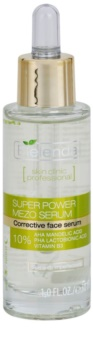 Bielenda Skin Clinic Professional Correcting verjüngerndes Anti-Aging Serum für Haut mit kleinen Makeln