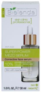 Bielenda Skin Clinic Professional Correcting Verjongende Serum  voor Huid met Oneffenheden