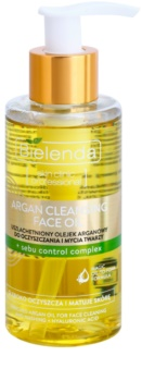 Bielenda Skin Clinic Professional Correcting latte detergente all'olio di argan per pelli grasse