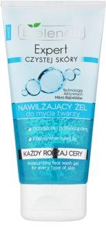 Bielenda Expert Pure Skin Moisturizing gel detergente per il viso effetto idratante