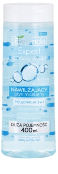 Bielenda Expert Pure Skin Moisturizing Micellar Cleansing Water 3 In 1