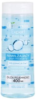 Bielenda Expert Pure Skin Moisturizing Mizellen-Reinigungswasser 3 in1