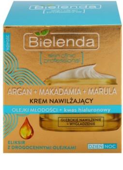 Bielenda Skin Clinic Professional Moisturizing krema za dubinsku hidrataciju s pomlađujućim učinkom
