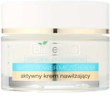 Bielenda Skin Clinic Professional Moisturizing feuchtigkeitsspendende Anti-Aging-Creme für alle Hauttypen