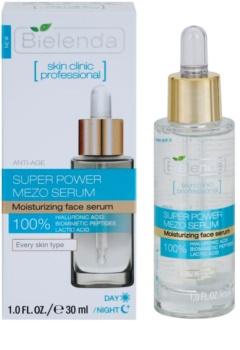 Bielenda Skin Clinic Professional Moisturizing Moisturizing Serum for All Skin Types