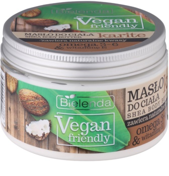 Bielenda Vegan Friendly Shea beurre corporel
