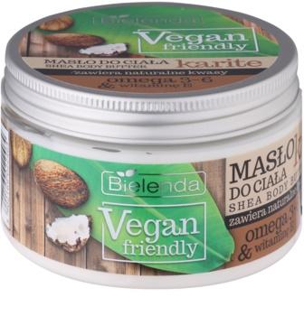 Bielenda Vegan Friendly Shea unt  pentru corp