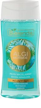 Bielenda Sea Algae Soothing Makeup Removing Micellar Water 3 in 1