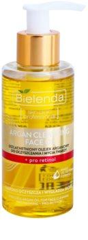 Bielenda Skin Clinic Professional Pro Retinol arganovo ulje za čišćenje s retinolom