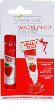 Bielenda Tempting Watermelon Nude Matt Vaseline für Lippen