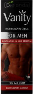 Bielenda Vanity For Men depilacijska krema za moške