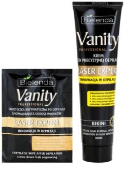 Bielenda Vanity Laser Expert αποτριχωτική κρέμα για ευαίσθητες περιοχές