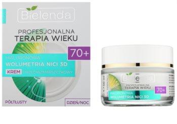 Bielenda Professional Age Therapy Hyaluronic Volumetry NICI 3D crema antirughe 70+