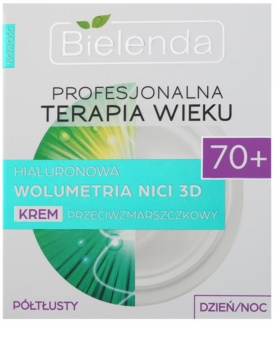 Bielenda Professional Age Therapy Hyaluronic Volumetry NICI 3D crème anti-rides 70+
