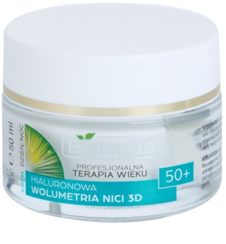 Bielenda Professional Age Therapy Hyaluronic Volumetry NICI 3D crème anti-rides 50+