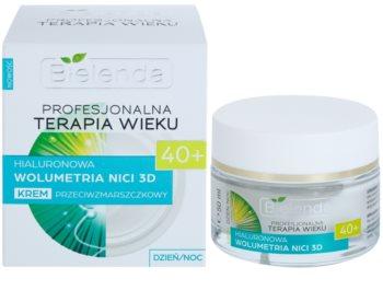 Bielenda Professional Age Therapy Hyaluronic Volumetry NICI 3D protivráskový krém 40+