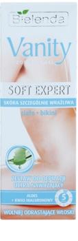 Bielenda Vanity Soft Expert krema za depilaciju tijela s hidratacijskim učinkom
