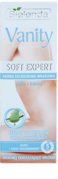 Bielenda Vanity Soft Expert αποτριχωτική κρέμα για το σώμα με ενυδατικό  αποτέλεσμα 71fa96689b1