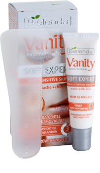 Bielenda Vanity Soft Expert depilační krém na obličej