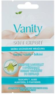 Bielenda Vanity Soft Expert balsamo lenitivo post depilazione
