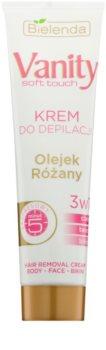 Bielenda Vanity Soft Touch depilační krém pro suchou pokožku