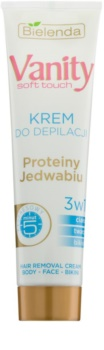 Bielenda Vanity Soft Touch Depilatory Cream for Delicate Skin
