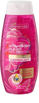 Bielenda Your Care Magnolia & Silk Protein festigendes Duschöl mit Vitaminen