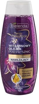 Bielenda Your Care Frangipani & Royal Jelly sprchový olej pro hydrataci a osvěžení pokožky s vitamíny
