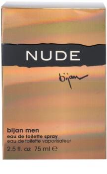 Bijan Nude eau de toilette férfiaknak 75 ml