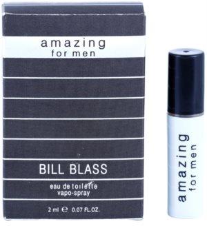 Bill Blass Amazing eau de toilette férfiaknak 2 ml