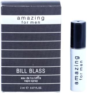 Bill Blass Amazing toaletná voda pre mužov 2 ml
