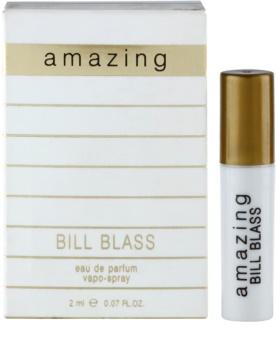 Bill Blass Amazing eau de parfum pour femme 2 ml