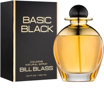 Bill Blass Basic Black Eau de Cologne for Women 100 ml