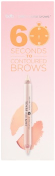 Billion Dollar Brows Color & Control Perfect Eyebrows Kit