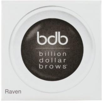 Billion Dollar Brows Color & Control Powder Eyeshadow For Eyebrows