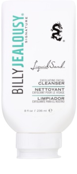 Billy Jealousy Signature Liquid Sand exfoliante de limpeza em gel