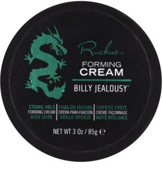 Billy Jealousy Ruckus crema modeladora fijación fuerte