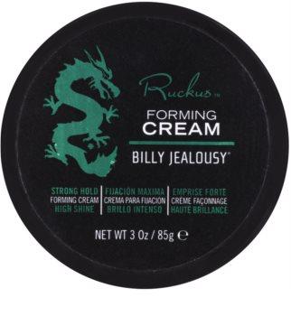 Billy Jealousy Ruckus modelierende Creme starke Fixierung