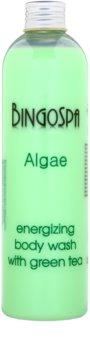 BingoSpa Algae Green Tea energiespendendes Duschgel