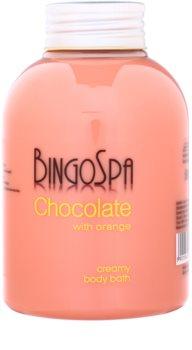 BingoSpa Chocolate Orange cremiges Schaumbad